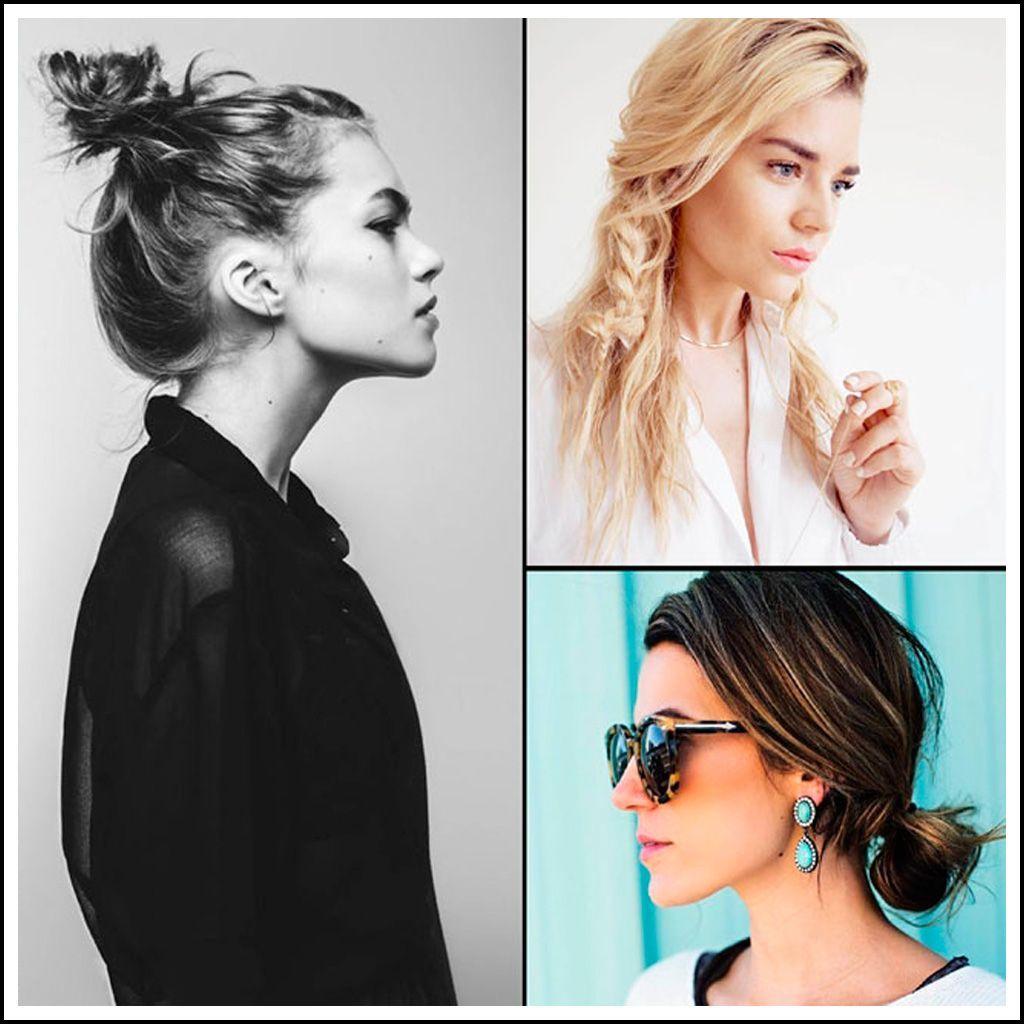 20 idées de coiffures coiffées-décoiffées pour un automne stylé