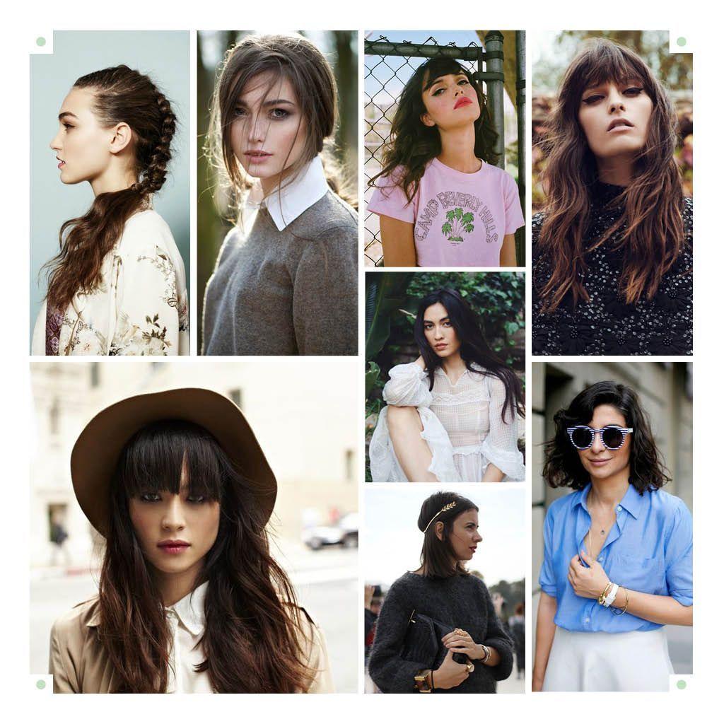 Cheveux bruns : les 20 plus jolies inspirations de Pinterest