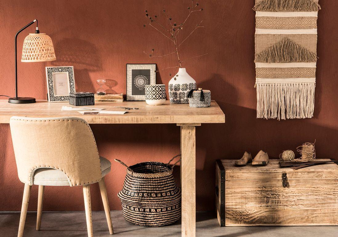 maisons du monde notre shopping ensoleill moins de 30 elle d coration. Black Bedroom Furniture Sets. Home Design Ideas