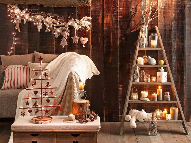 bon plan une d co de no l petit prix elle. Black Bedroom Furniture Sets. Home Design Ideas