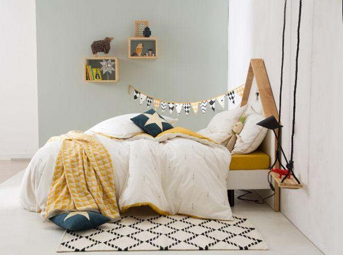 chambres de gar on 40 super id es d co elle d coration. Black Bedroom Furniture Sets. Home Design Ideas