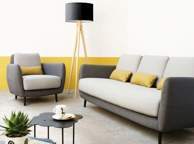 comment relooker facilement son canap elle d coration. Black Bedroom Furniture Sets. Home Design Ideas