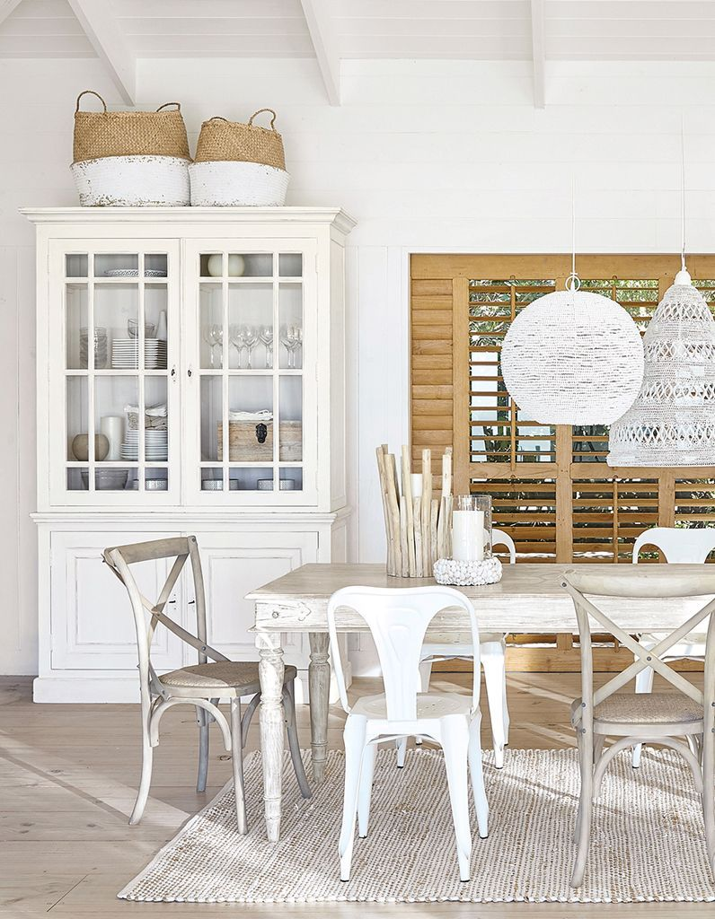 Has been le style bord de mer on vous prouve le - Decoration appartement bord de mer ...