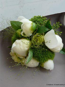 Bouquets de la mariée