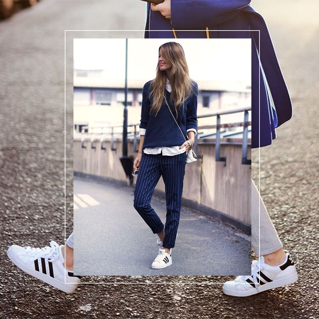 Adidas Superstar Femme Portee