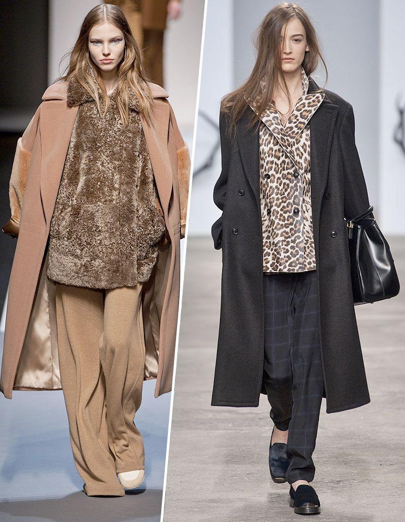 Fashion Week : la tendance des maxi manteaux