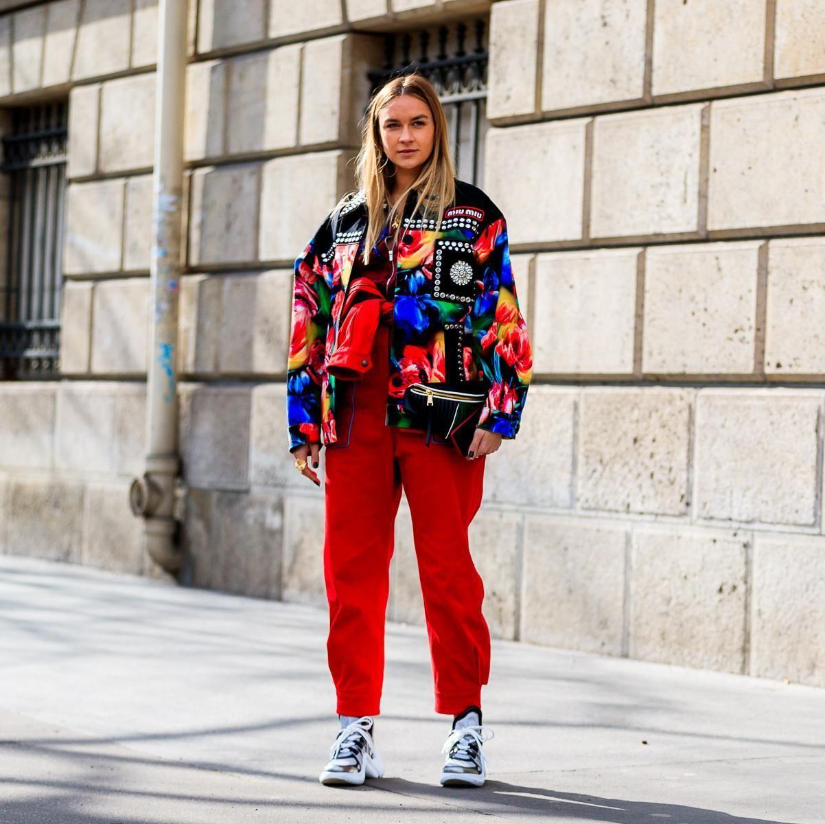Street style paris les id es mode piquer aux filles styl es elle Style fashion week in la