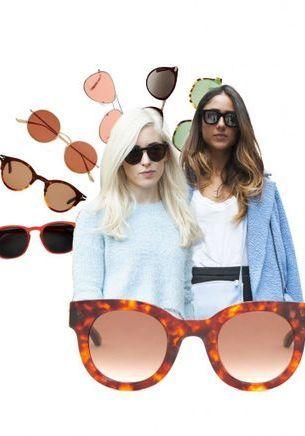 65 lunettes de soleil pour un été au beau fixe
