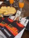 Nos lectrices ont petit-déjeuné avec Douglas Kennedy !