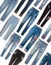 25 jeans brodés qui nous font de l'œil