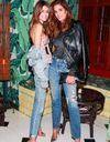 Kaia Gerber et Cindy Crawford, sublimes de mère en fille