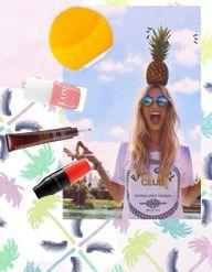 Coachella : le vanity ideal pour un festival en beauté !
