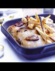 cailles farcies au foie gras pour 6 personnes recettes elle. Black Bedroom Furniture Sets. Home Design Ideas