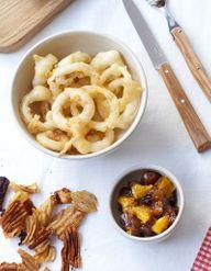 velout asian onion pour 4 personnes recettes elle table. Black Bedroom Furniture Sets. Home Design Ideas