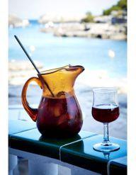 sangria au vin p tillant pour 4 personnes recettes elle table. Black Bedroom Furniture Sets. Home Design Ideas