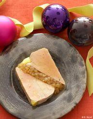 foie gras cuit au sel pour 6 personnes recettes elle. Black Bedroom Furniture Sets. Home Design Ideas