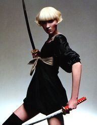 Coiffez-vous à la geisha
