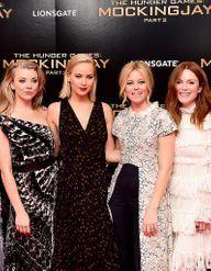 Les plus belles robes aperçues dans l'arène des Hunger Games !