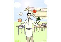 Recettes d'été pour chefs étoilés