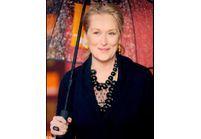 Meryl Streep, star du prochain festival du cinéma de Rome