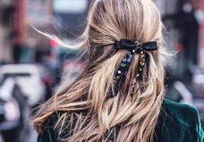 Cheveux attachés : 78 idées de coiffures chics ou décontractées