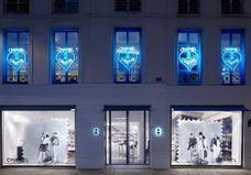#ELLEBeautySpot : le corner beauté de Chanel chez Colette