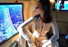 Voici pourquoi il est impératif de porter une protection solaire en avion