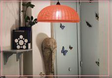 DIY : comment fabriquer une lampe d'inspiration asiatique