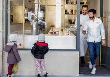 #ELLEfoodspot : La pâtisserie de Cédric Grolet ouvre ses portes