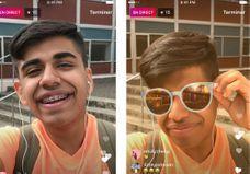 Exclu : les filtres s'invitent (aussi) dans vos lives Instagram !