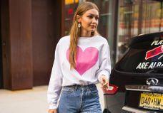 Gigi Hadid : son look fun ne va pas nous quitter