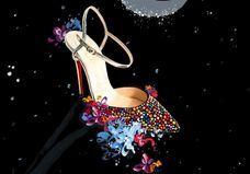 L'instant mode : La collection Clair de Lune de Christian Louboutin