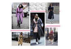 Comment porter le manteau ceinturé : 20 filles stylées nous inspirent