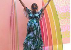 Beyoncé en hélicoptère pour se rendre à la maternité ?