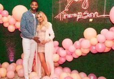 Khloë Kardashian a viré Tristan Thompson de leur maison, moins d'une semaine après la naissance de leur fille