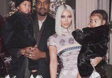 Kim Kardashian : elle dévoile le prénom (très original) de sa fille