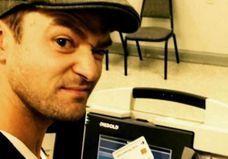 Pourquoi Justin Timberlake risque d'aller en prison à cause d'un selfie