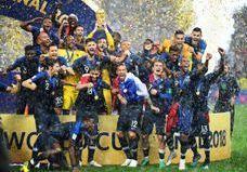 Revivez en images la victoires des Bleus