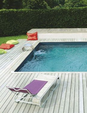 Tout savoir sur la piscine test quiz d co elle for Regle construction piscine