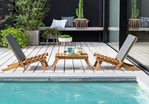 Meubles de jardin craquez pour notre s lection color e for Accessoire piscine var