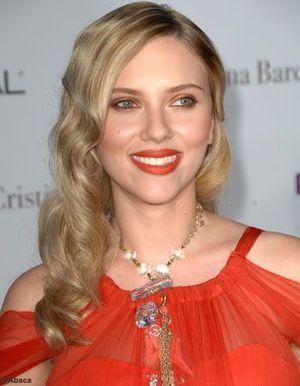 Scarlett johansson sa bio et toute son actualit elle - Scarlett prenom ...