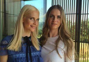 Chloe et Poppy Delevingne nous confient leurs habitudes beauté