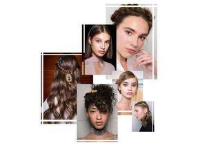 22 coiffures de Noël pour rayonner toute la soirée