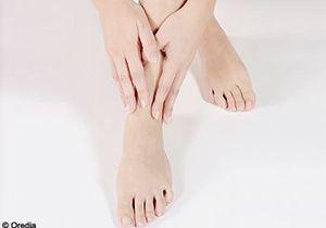 La prothèse de mollet, pas douloureux ?