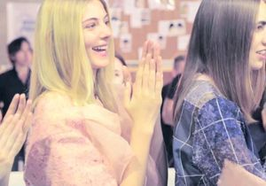 Exclu backstages : la sublime vidéo Chanel au Festival de Hyères