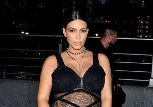 Kim Kardashian dévoile son nouveau site internet