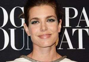 Make-up : Charlotte Casiraghi se lâche !
