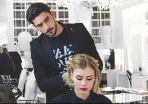 #ELLEBeautySpot : à moi le joli blond au salon Les Bains de Léa
