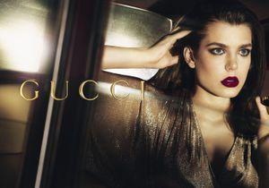 Charlotte Casiraghi devient égérie beauté pour Gucci Cosmetics