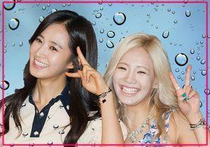 Jamsu make-up : la technique anti-brillance qui fait plonger les Coréennes